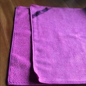 Norwex Kitchen Towel Pink